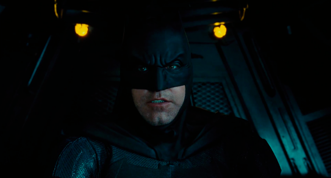 Justice League Movie Trailer Images Screencaps Ben Affleck Bruce Wayne Batman