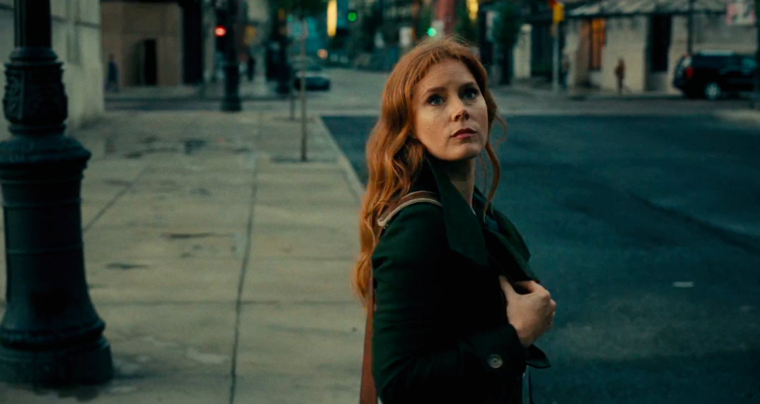 Justice League Movie Trailer Images Screencap Amy Adams Lois Lane