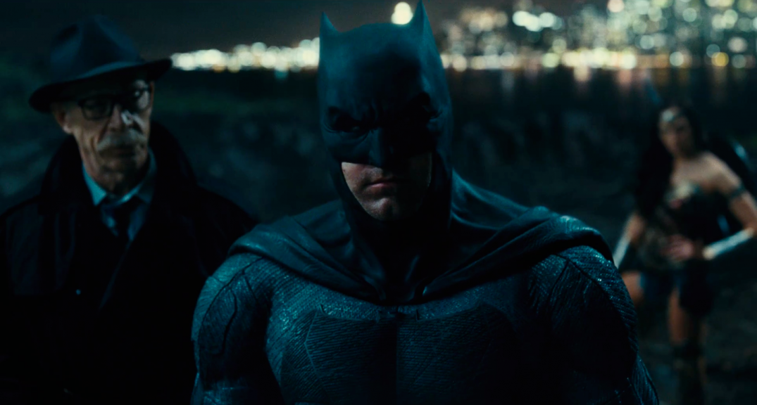 Justice League Movie Trailer Images Screencaps Batman
