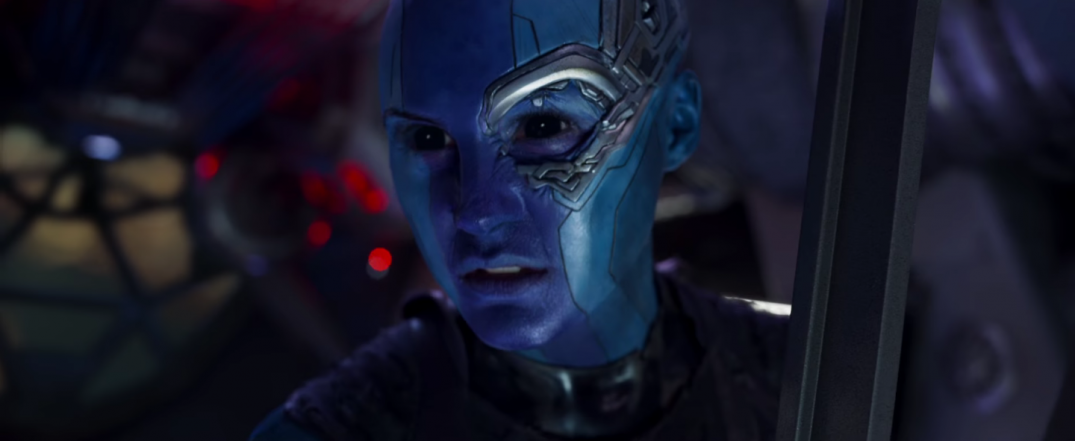 Guardians of the Galaxy Vol 2 Nebula