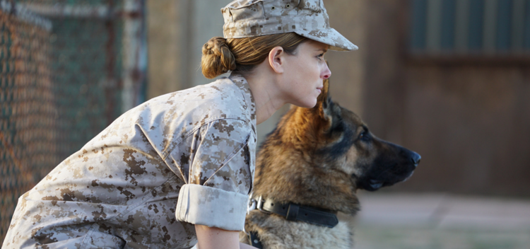 Megan Leavey Movie Kata Mara Dog