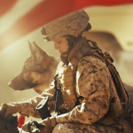 First Trailer & Poster for 'Megan Leavey' Starring Kate Mara