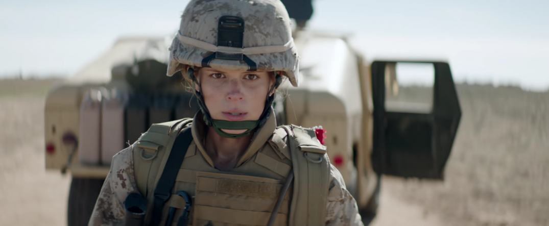 Megan Leavey Movie Images Kate Mara