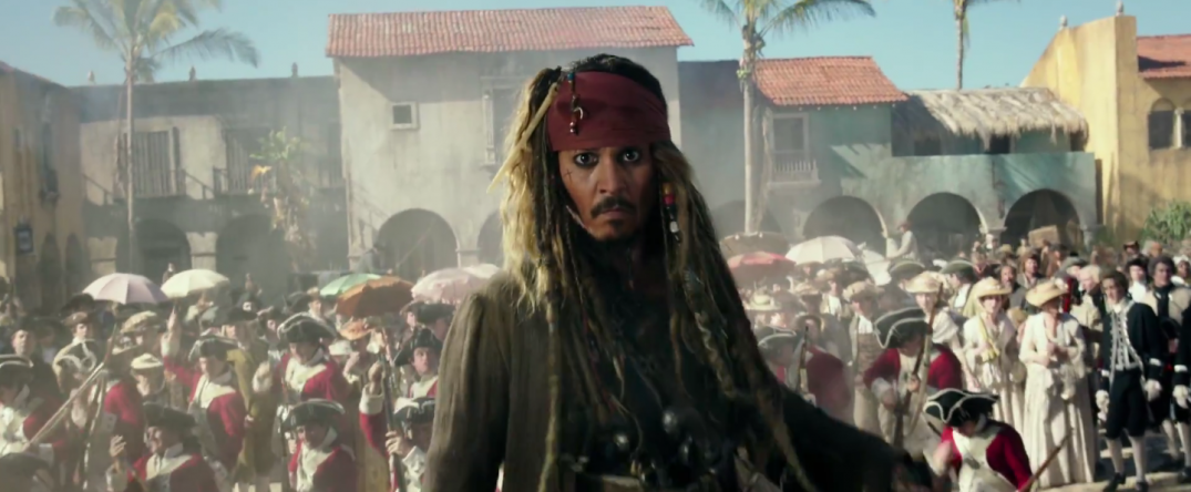 Pirates of the Caribbean Dead Men Tell No Tales Movie Images Johnny Depp