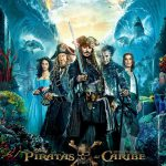 International Poster for 'Pirates of the Caribbean: Dead Men Tell No Tales'