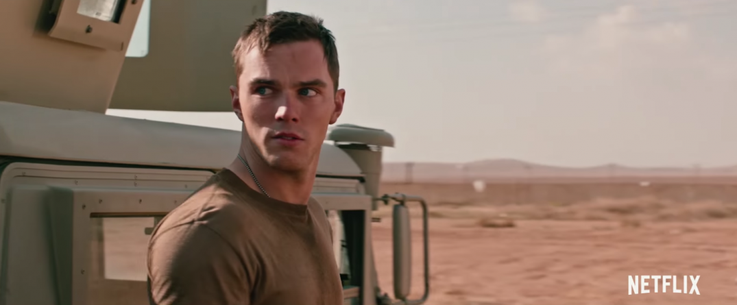 Sand Castle Netflix Movie Nicholas Hoult