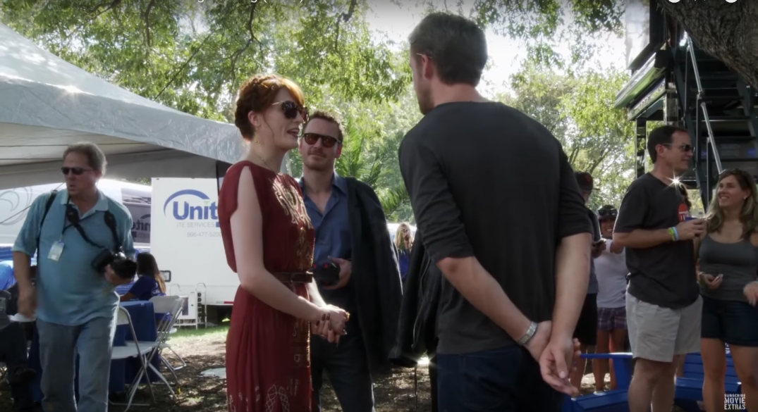 Song to Song Florence Welch, Ryan Gosling, Michael Fassbender