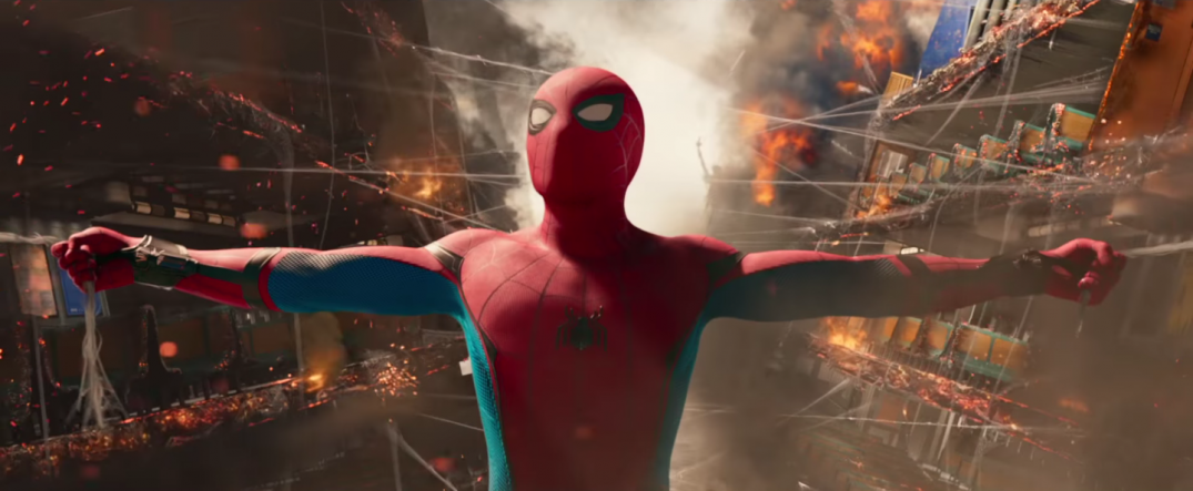 Spider-Man Homecoming Movie Screencaps Images Stills Tom Holland