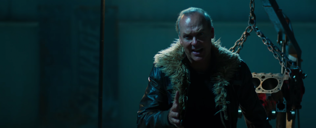 Spider-Man Homecoming Movie Screencaps Images Stills The Vulture Michael Keaton