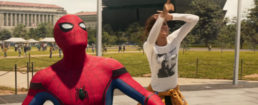 Spider-Man Homecoming Movie Screencaps Images Stills Tom Holland Zendaya