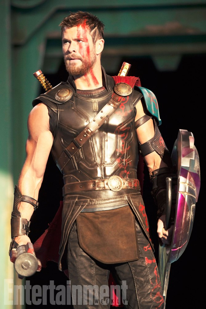 Thor Ragnarok Movie Images Chris Hemsworth