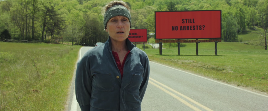 Three Billboards Outside Ebbing, Missouri Movie Images Frances McDormand