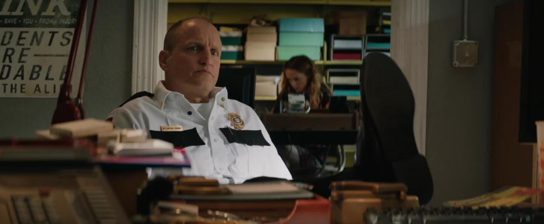 Three Billboards Outside Ebbing, Missouri Movie Images Woody Harrelson