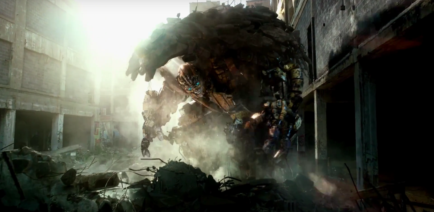 New Clip From Michael Bay S Transformers The Last Knight