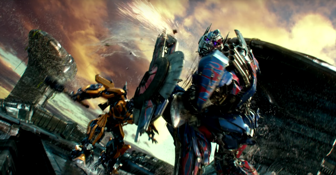 Transformers The Last Knight Movie