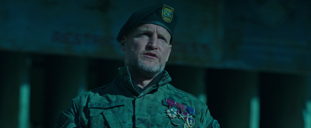 War for the Planet of the Apes Movie Images Screencaps Woody Harrelson