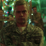Trailer for Netflix's 'War Machine' Starring Brad Pitt & Tilda Swinton