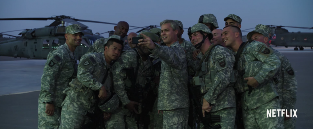War Machine Movie Images Brad Pitt