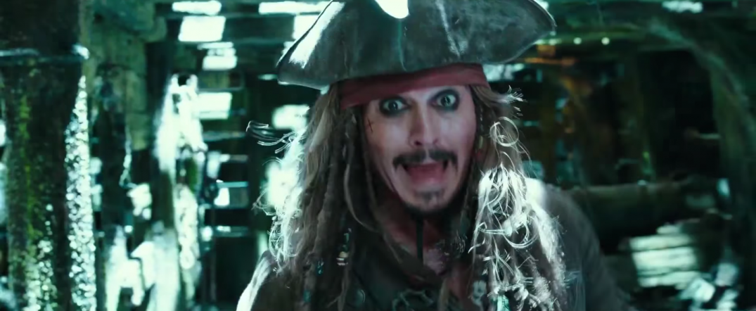 Pirates of the Caribbean Dead Men Tell No Tales Movie Images Trailer Johnny Depp
