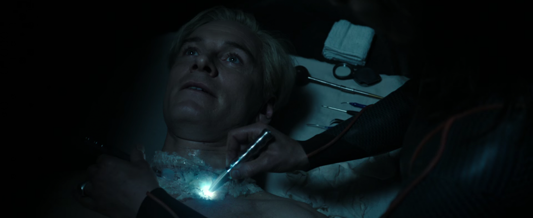 Alien Covenant Prologue The Crossing Engineers Planet Screencaps Screenshots Elizabeth Shaw David Michael Fassbender Noomi Rapace
