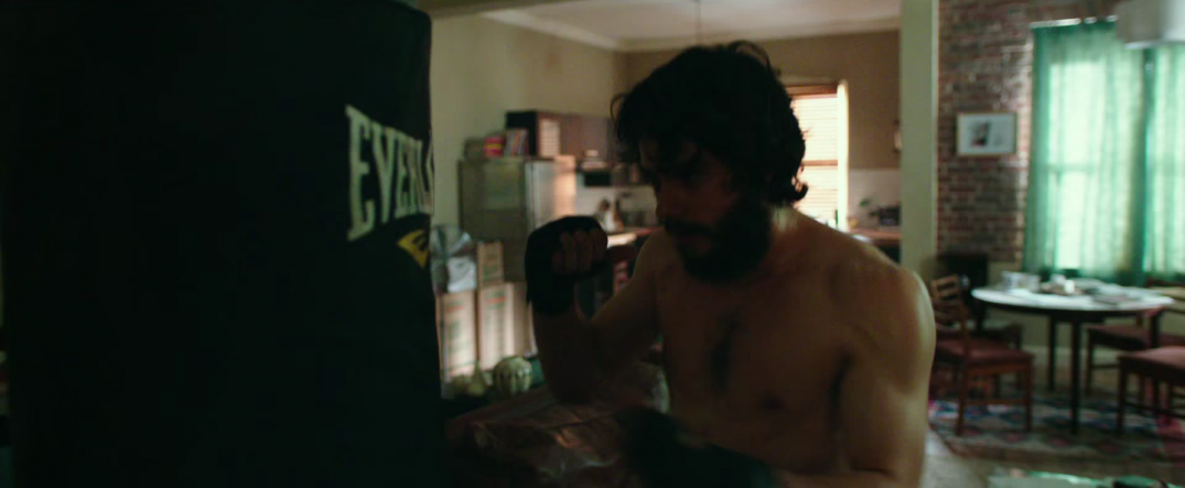 American Assassin Movie Trailer Images Stills Screenshots Screencaps Dylan O'Brien Boxing Shirtless