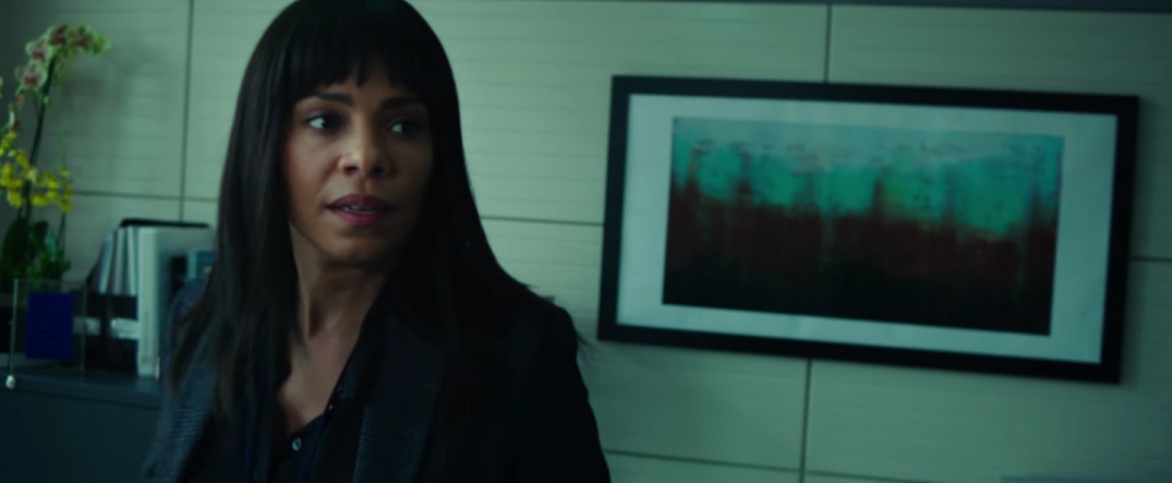 American Assassin Movie Trailer Images Stills Screenshots Screencaps Sanaa Lathan