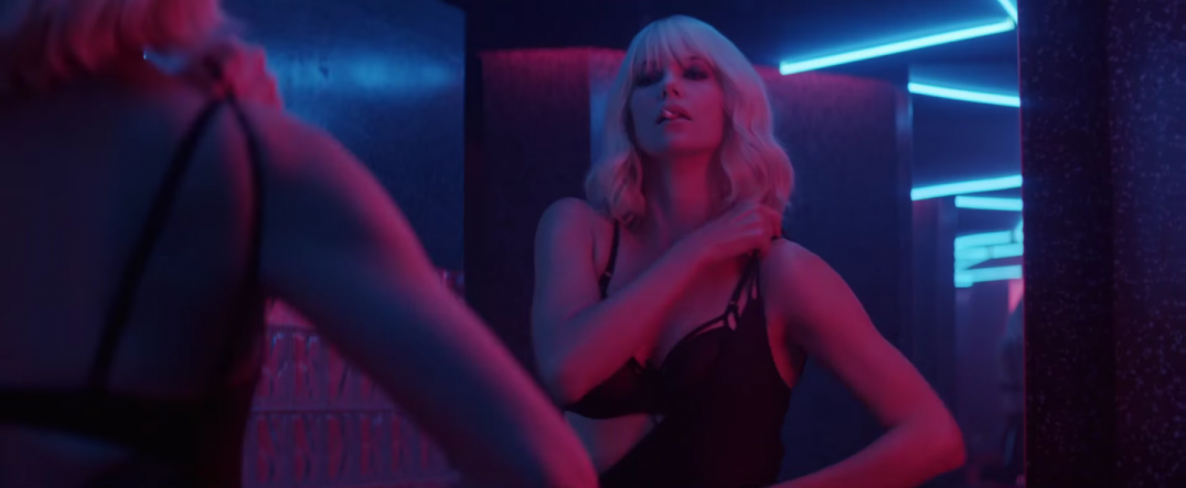 Atomic Blonde Movie Image Stills Screenshots Screencaps