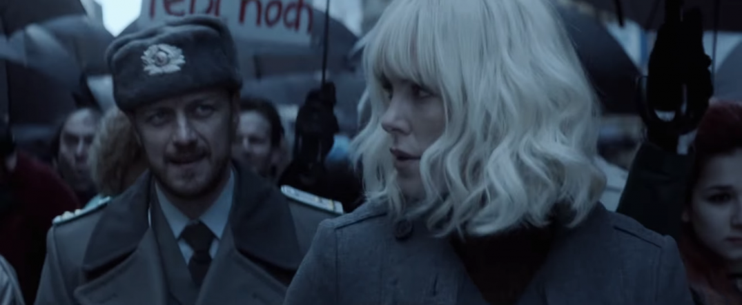 Atomic Blonde Movie Image Stills Screenshots Screencaps James McAvoy