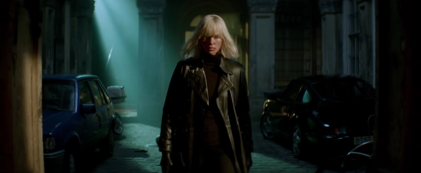new trailer for �atomic blonde� starring charlize theron