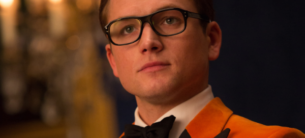 Eggsy Unwin Taron Egerton kingsman sequel movie the golden circle