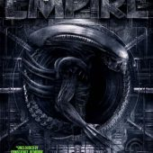 Alien Covenant Movie Empire cover