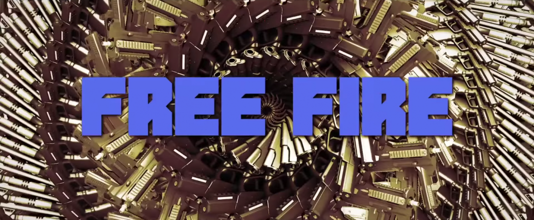 Free Fire Ben Wheatley Title Sequence