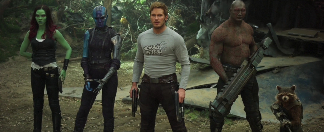Guardians of the Galaxy Vol 2 Sequel Movie Images