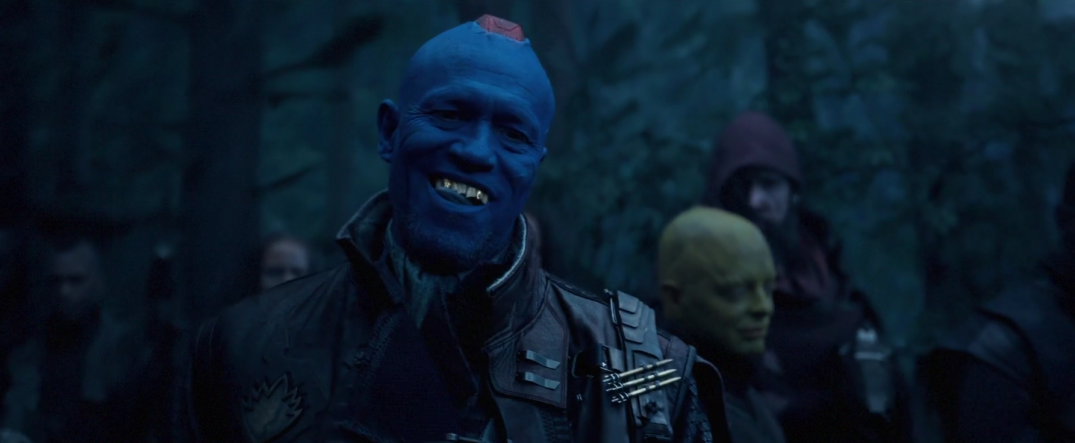 Guardians of the Galaxy Vol 2 Sequel Movie Images  Yondu Michael Rooker