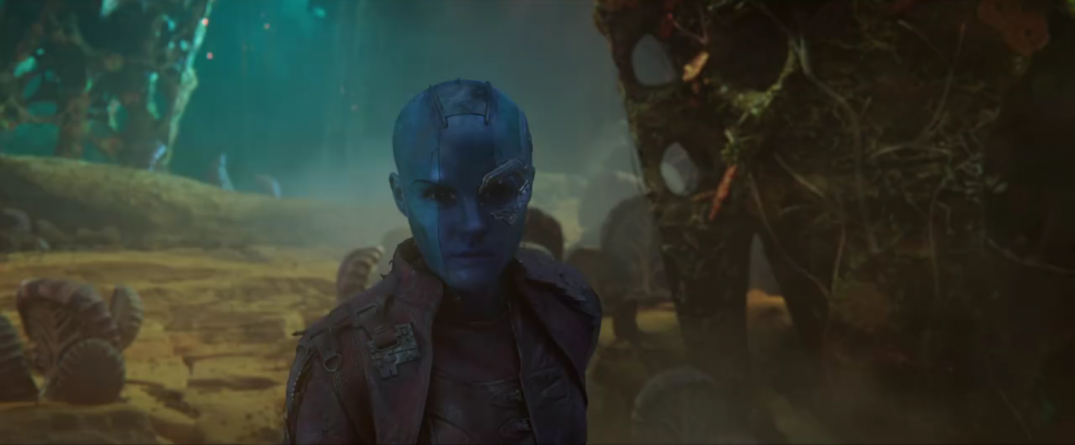 Nebula Karen Gillan Movie