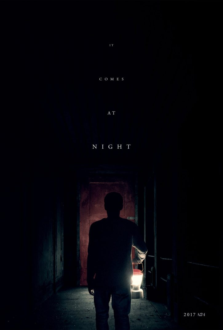It Comes at Night Movie Poster Horror Official
