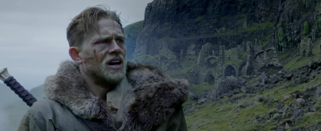 King Arthur Legend of the Sword Movie Image Charlie Hunnam