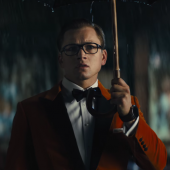 Kingsman the Golden Circle Movie Trailer Images Stills Screenshots Screencaps Taron Egerton