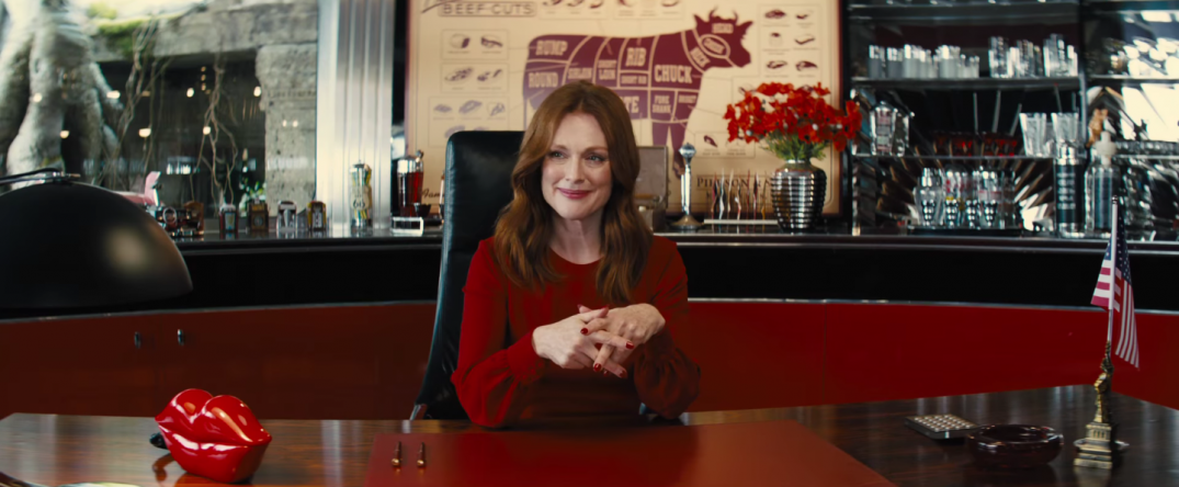 Kingsman the Golden Circle Movie Trailer Images Stills Screenshots Screencaps Julianne Moore