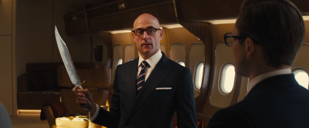 Kingsman the Golden Circle Movie Trailer Images Stills Screenshots Screencaps Mark Strong