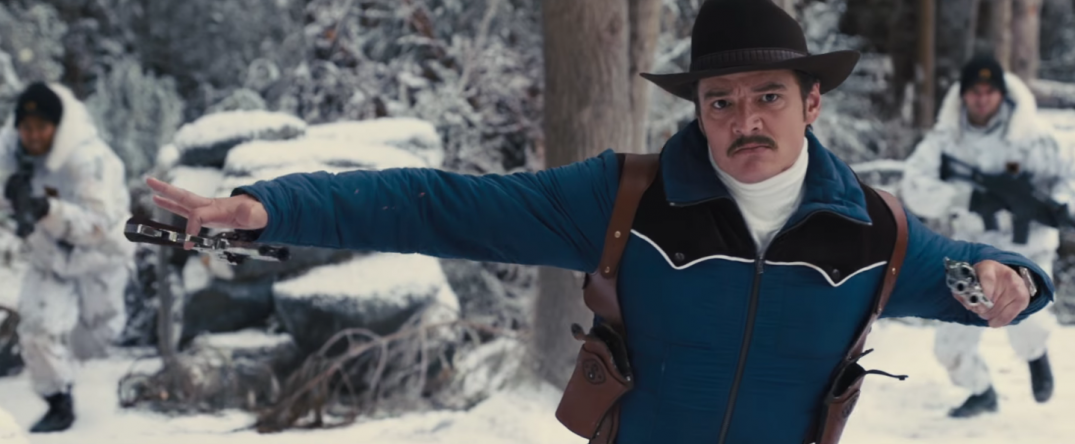 Kingsman the Golden Circle Movie Trailer Images Stills Screenshots Screencaps Pedro Pascal
