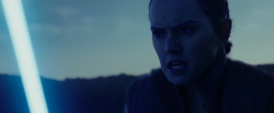 Star Wars The Last Jedi Movie Trailer Stills Images Screenshots Screencaps Daisy Ridley Rey