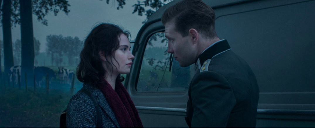 The Exception Movie Images Stills Pics Trailer Lily James Mieke de Jong Jai Courtney Captain Stefan Brandt