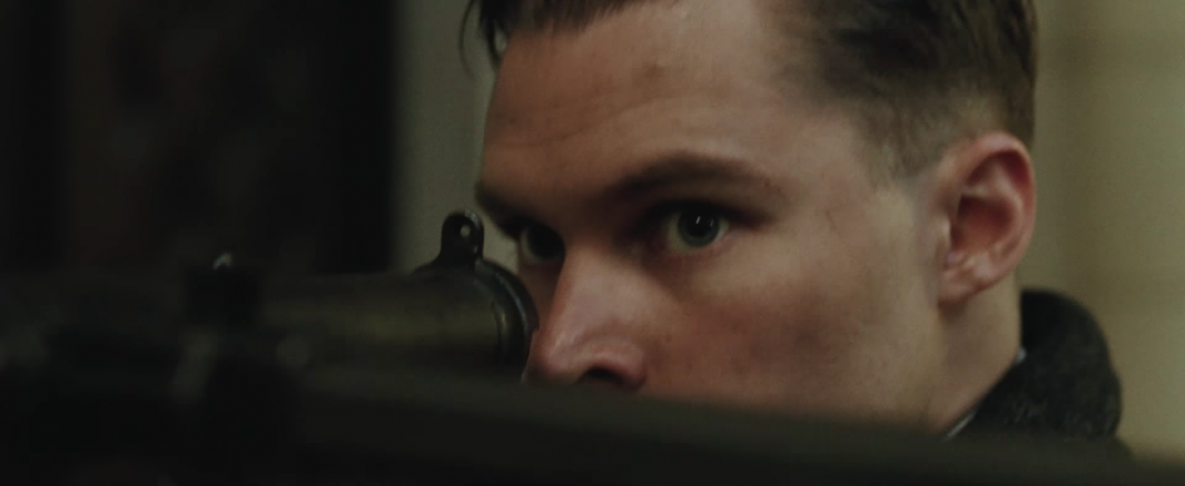 The Man with the Iron Heart HHhH Movie Nazi War Images Jack Reynor