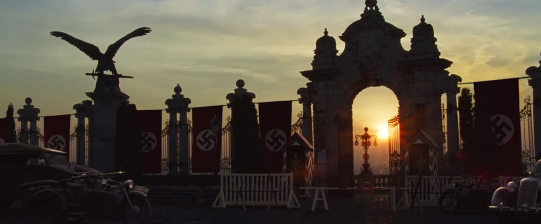The Man with the Iron Heart HHhH Movie Nazi War Images