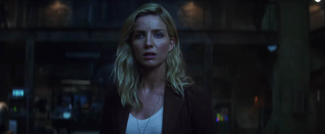 The Mummy Movie 2017 Annabelle Wallis