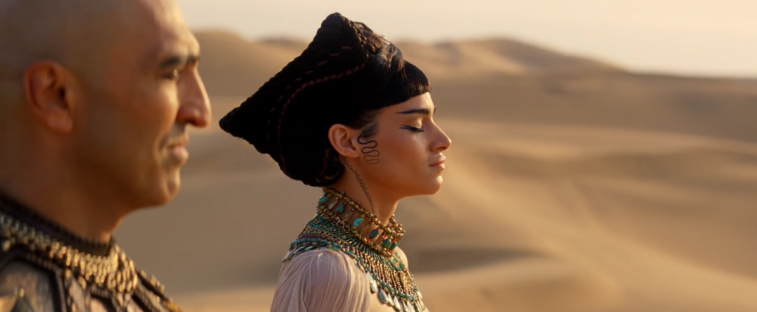 The Mummy Movie 2017 Sofia Boutella