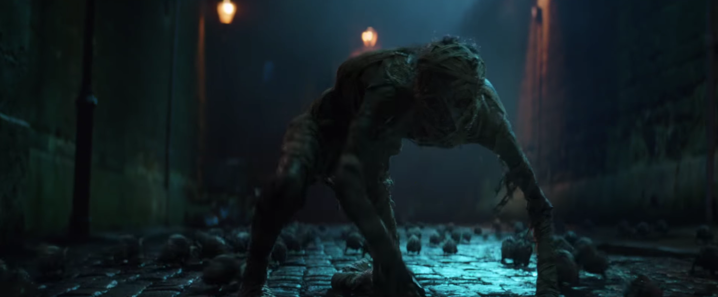 New Trailer For The Mummy Starring Tom Cruise Amp Sofia