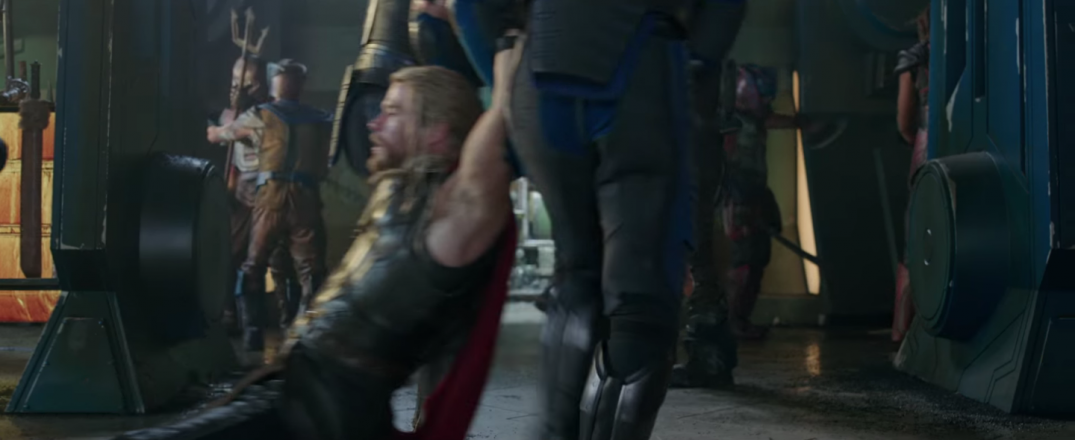Thor Ragnarok Movie Trailer Screencaps Screenshots Images