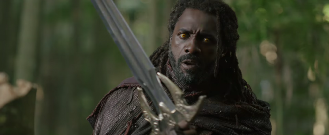 Thor Ragnarok Movie Trailer Screencaps Screenshots Idris Elba Heimdall